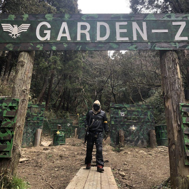 サバゲーフィールドGARDEN-Z 早川様貸切