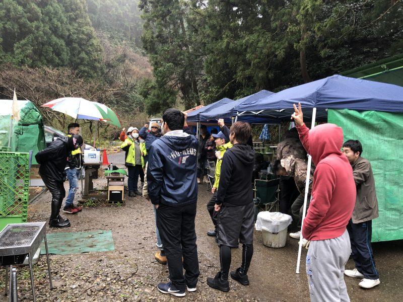 サバゲーフィールドGARDEN-Z 3月8日懇親会