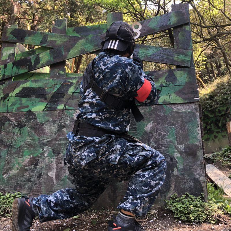 サバゲーフィールドGARDEN-Z 4月4日定例会No.2