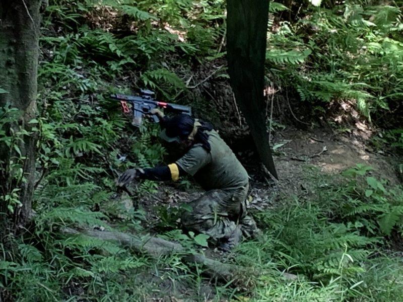 サバゲーフィールドGARDEN-Z 6月7日定例会NO.3