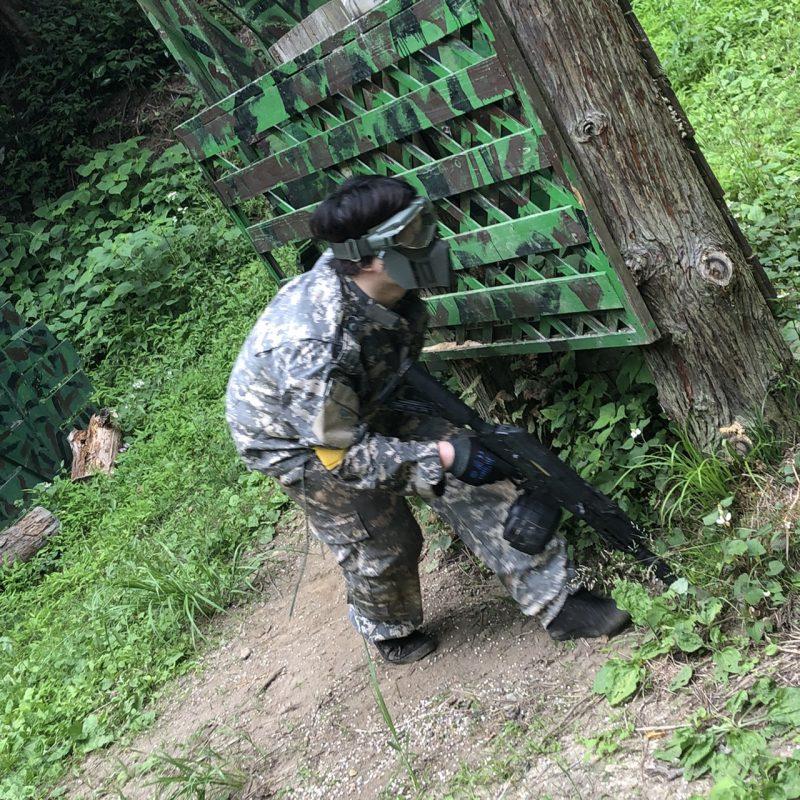 サバゲーフィールドGARDEN-Z 6月6日定例会NO.2