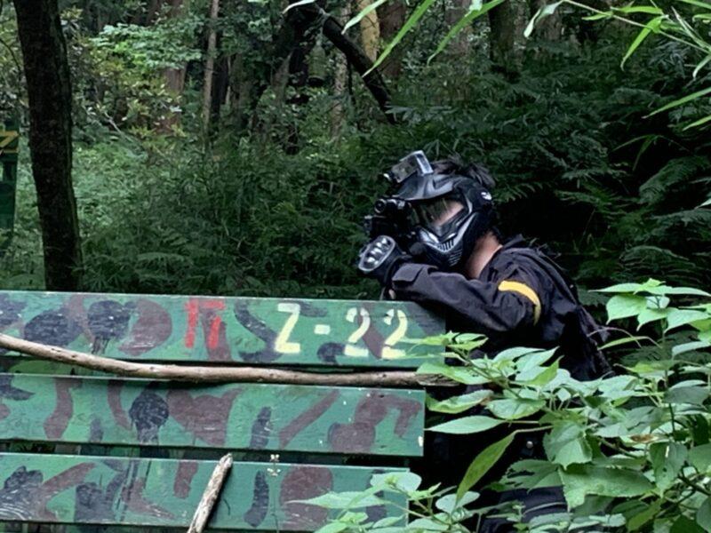 サバゲーフィールドGARDEN-Z 7月23日定例会NO.2