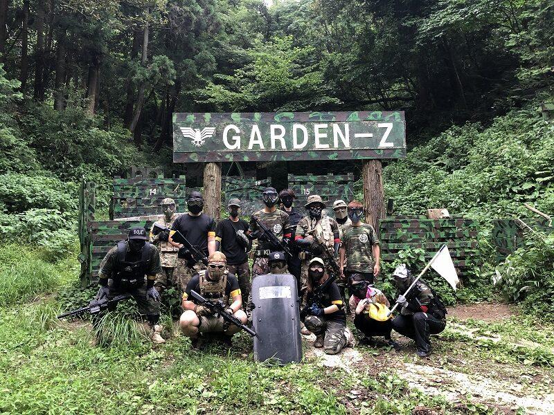 サバゲーフィールドGARDEN-Z ニューフロンティア様貸切 No.1