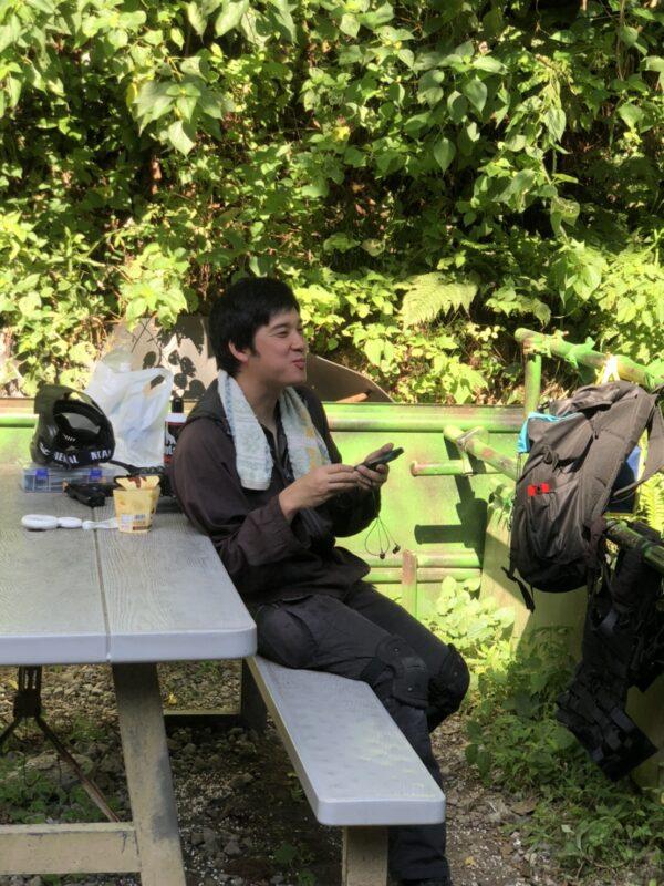 サバゲーフィールドGARDEN-Z 佐々木様貸切NO.1