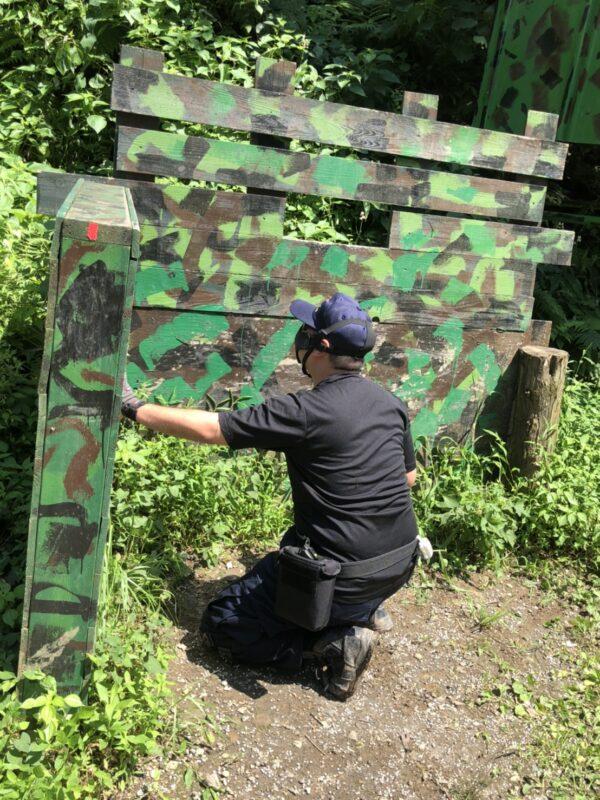 サバゲーフィールドGARDEN-Z 8月1日(土)定例会 No.2