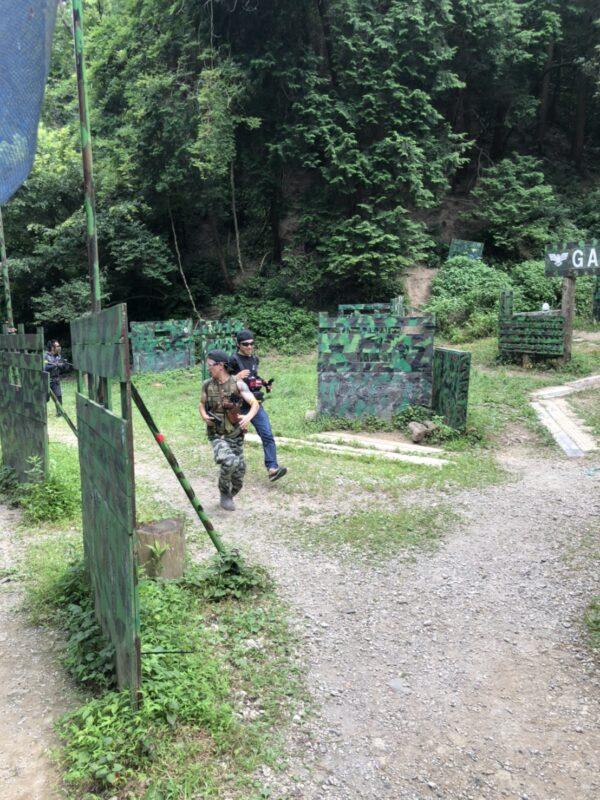 サバゲーフィールドGARDEN-Z 8月15日(土)定例会 No.1