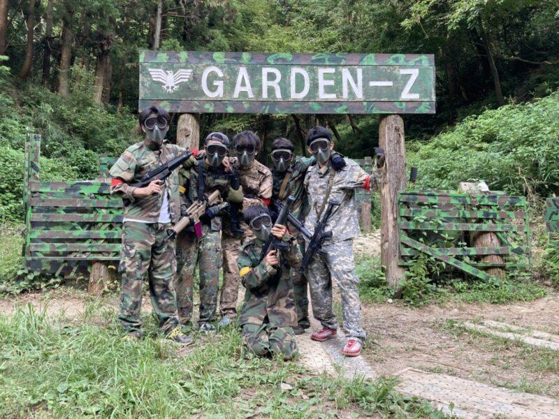 サバゲーフィールドGARDEN-Z 海老江様貸切 No.1