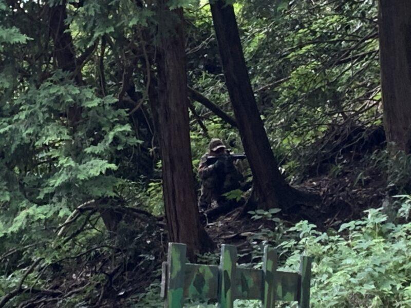 サバゲーフィールドGARDEN-Z 9月27日(日)定例会NO.3