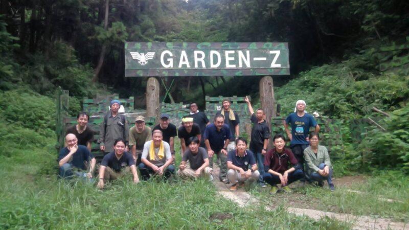 サバゲーフィールドGARDEN-Z 井島様貸切 No.2