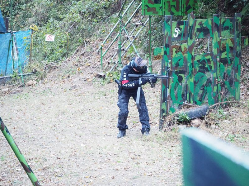 サバゲーフィールドGARDEN-Z 11月21日(土)定例会NO.3