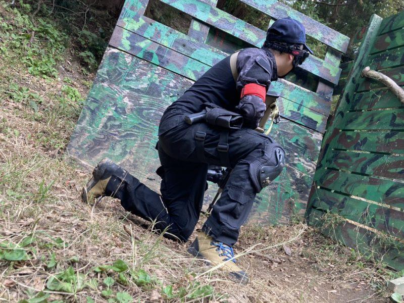 サバゲーフィールドGARDEN-Z 11月7日(土)定例会NO.1