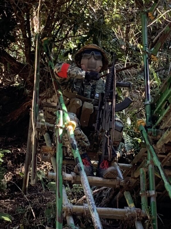 サバゲーフィールドGARDEN-Z 撃ち納めサバゲーNo.2