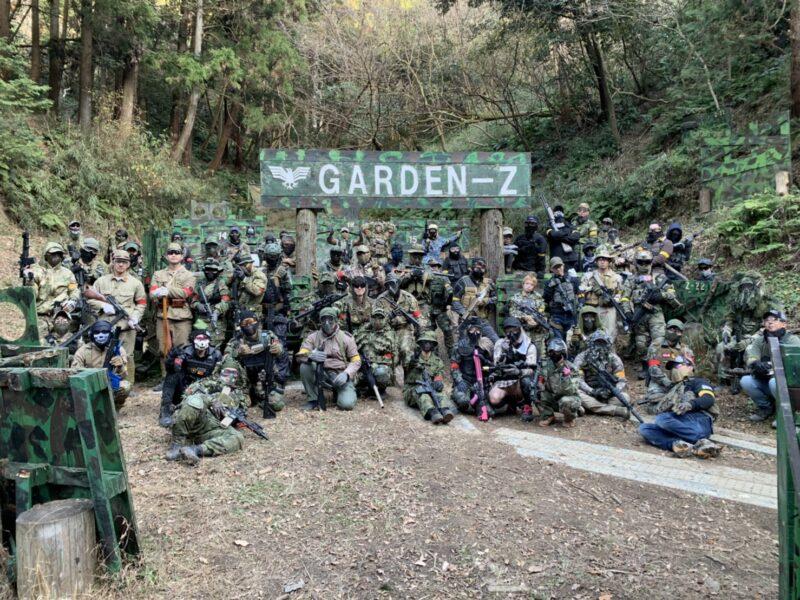 サバゲーフィールドGARDEN-Z 撃ち納めサバゲーNo.3