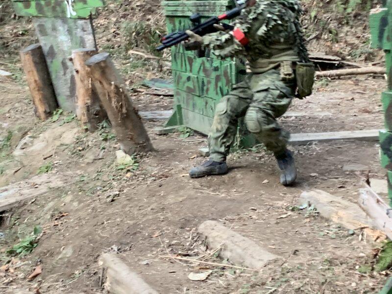 サバゲーフィールドGARDEN-Z 撃ち納めサバゲーNo.4