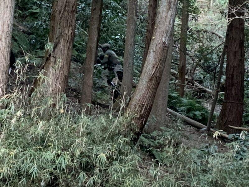 サバゲーフィールドGARDEN-Z 1月10日(日)定例会 No.3
