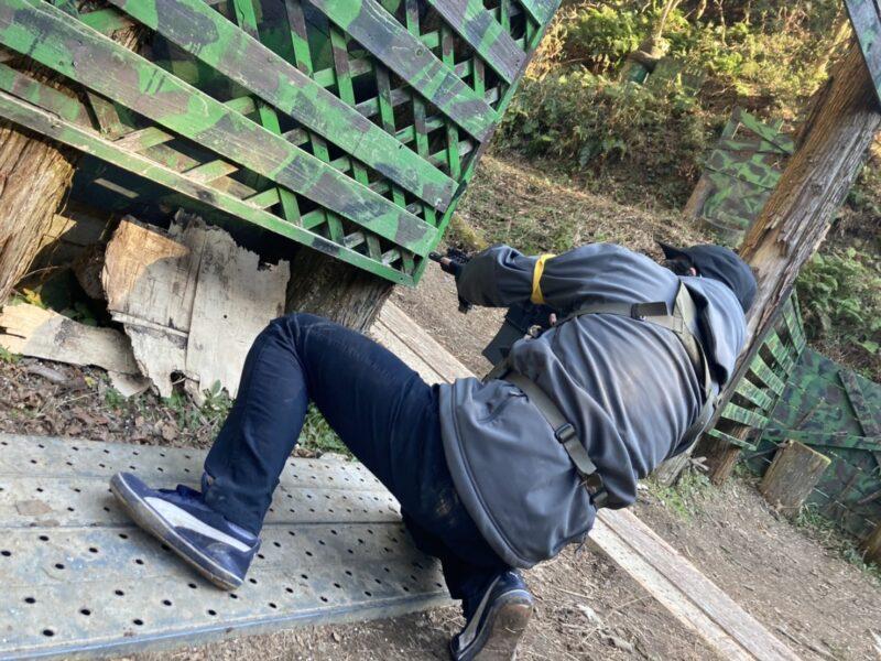 サバゲーフィールドGARDEN-Z 高橋様貸切