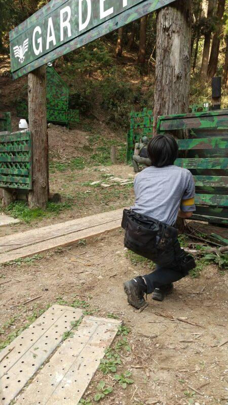 サバゲーフィールドGARDEN-Z 3月20日(土)定例会NO.2