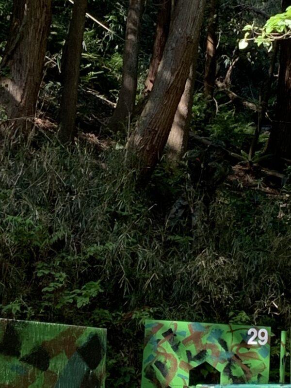 サバゲーフィールドGARDEN-Z 4月18日(日)定例会NO.3
