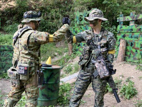サバゲーフィールドGARDEN-Z 5月4日(火)GWイベント定例会NO.4
