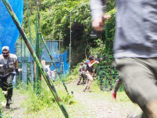 サバゲーフィールドGARDEN-Z 5月8日(土)定例会NO.2