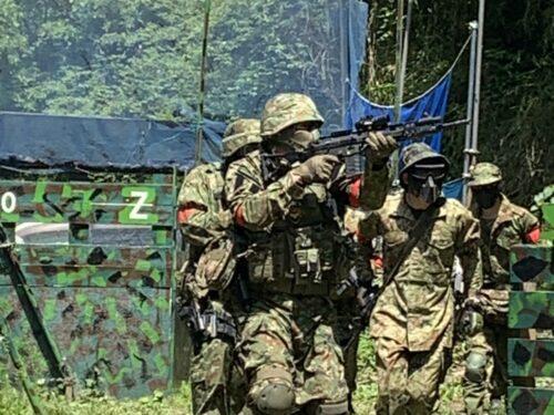 サバゲーフィールドGARDEN-Z ザ・グレート・サスケ×Strongest Militaryイベント定例会NO.2