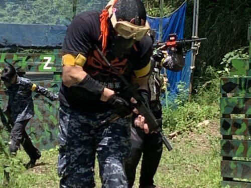 サバゲーフィールドGARDEN-Z ザ・グレート・サスケ×Strongest Militaryイベント定例会NO.3