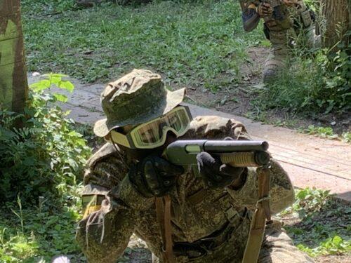 サバゲーフィールドGARDEN-Z ザ・グレート・サスケ×Strongest Militaryイベント定例会NO.4