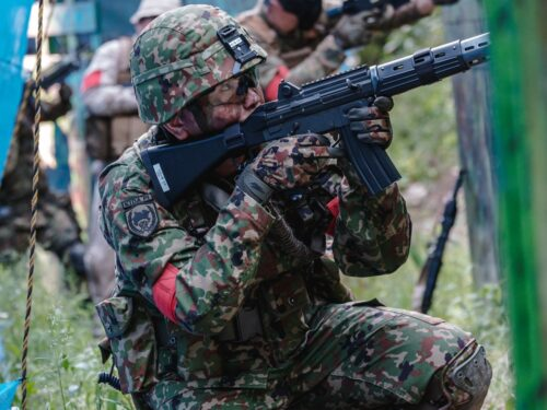 サバゲーフィールドGARDEN-Z ザ・グレート・サスケ×Strongest Militaryイベント定例会NO.6
