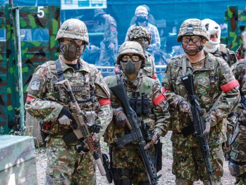 サバゲーフィールドGARDEN-Z ザ・グレート・サスケ×Strongest Militaryイベント定例会NO.7