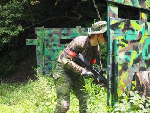 サバゲーフィールドGARDEN-Z 6月26日(土)定例会NO.1