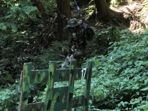 サバゲーフィールドGARDEN-Z 7月23日(金)定例会NO.7
