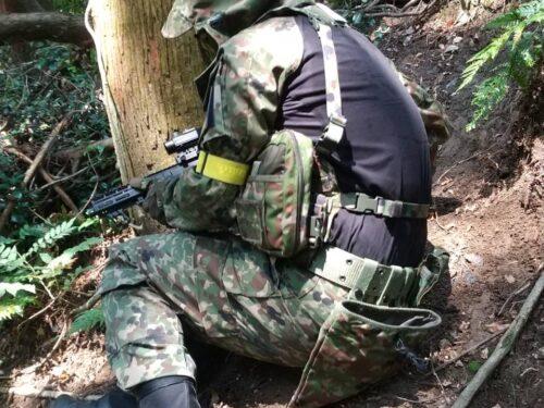 サバゲーフィールドGARDEN-Z 7月31日(土)定例会NO.1