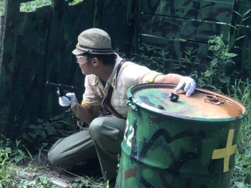 サバゲーフィールドGARDEN-Z 7月31日(土)定例会NO.3