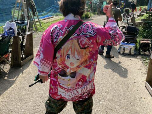 サバゲーフィールドGARDEN-Z 8月29日(日)定例会NO.1