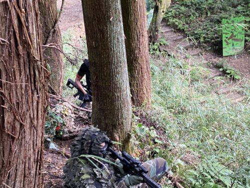 サバゲーフィールドGARDEN-Z 10月3日(日)定例会NO.5